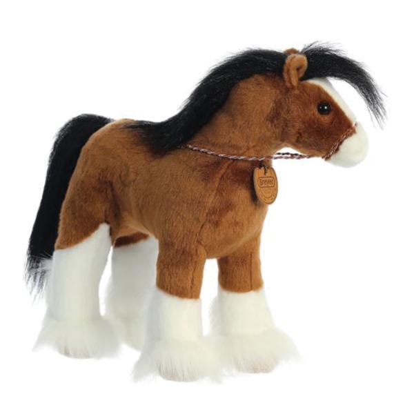 BREYER CYLDESDALE HORSE