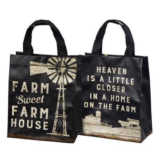 TOTE FARM SWEET FARM