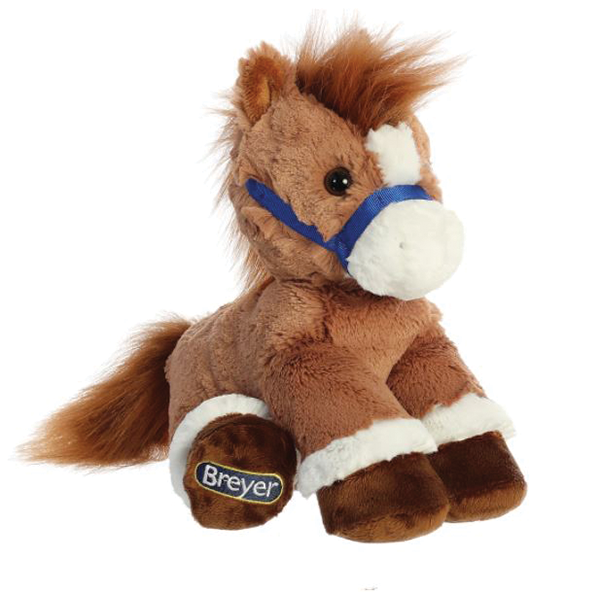 BREYER CHESTNUT HORSE
