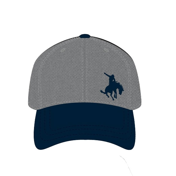 ADULT BASEBALL HAT ORLOP-GREY/NAVY