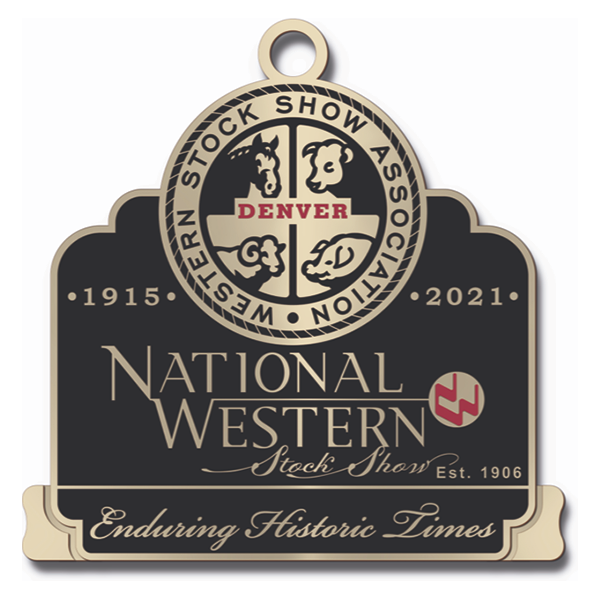 National Western Stock Show Collectors' Badge – Enduring Historic Times