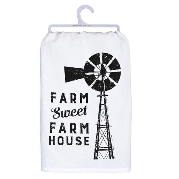 DISH TOWEL SWEET FARM