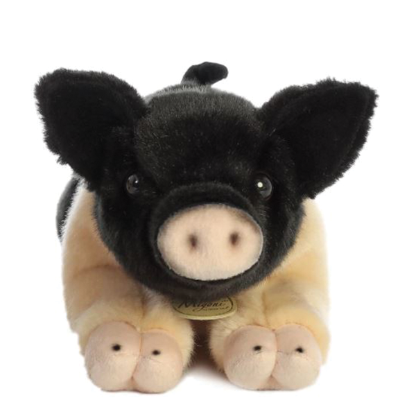 PIG HAMPSHIRE MYONI PLUSH