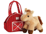 PURSE  RED BARN HORSE